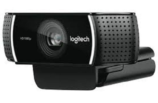 Webcam Logitech HD C922 PRO Stream FullHD 1080p, Foto 15MP. + Tripé.