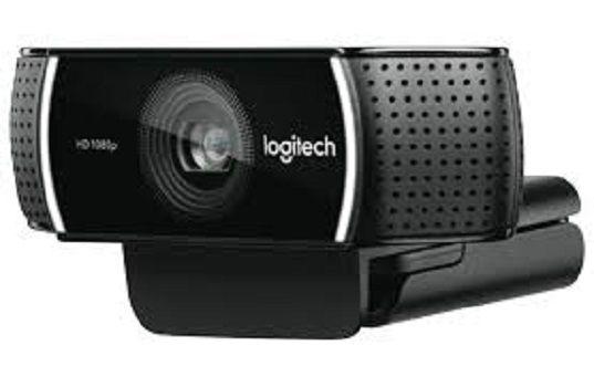 Webcam Logitech HD C922 PRO Stream FullHD 1080p, Foto 15MP. + Tripé.