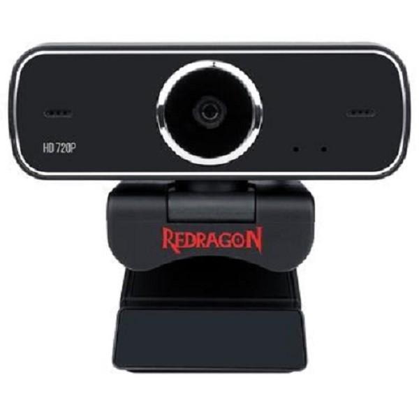 Webcam Streaming Redragon Fobos Hd 720p Usb Gw600