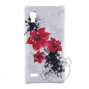 Capa Personalizada Flores para LG Optimus L9 P768
