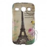 Capa Personalizada Cartão Postal Paris para Samsung Galaxy SIII Duos GT I8260 - Modelo 2