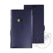 Capa Flip Cover para Nokia Lumia 920 - Cor Azul Marinho