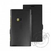 Capa Flip Cover para Nokia Lumia 920 - Cor Preta