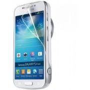 Kit com 2 Películas protetora Pro transparente para Samsung Galaxy S4 Zoom C1010