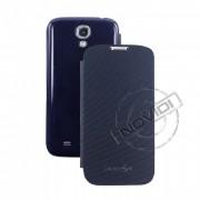 Capa Flip Cover para Samsung Galaxy S4 I9500 - Cor Azul Marinho