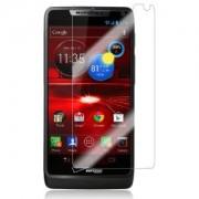 Película transparente lisa protetor de tela para Motorola Razr i XT890