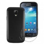Case Slim Armor para Samsung Galaxy S4 Mini I9192 - Cor Preta