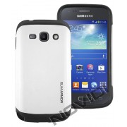 Case Slim Armor para Samsung Galaxy S2 Duos TV S7273 - Cor Branca