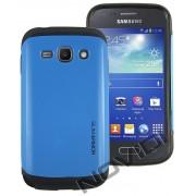 Case Slim Armor para Samsung Galaxy S2 Duos TV S7273 - Cor Azul