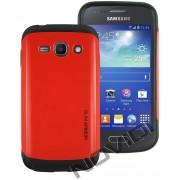 Case Slim Armor para Samsung Galaxy S2 Duos TV S7273 - Cor Laranja