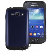 Case Slim Armor para Samsung Galaxy S2 Duos TV S7273 - Cor Azul Marinho
