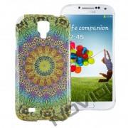 Case Personalizada Arabescos Coloridos para Samsung Galaxy S4 I9500 - Modelo 7