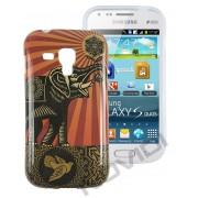 Capa Personalizada Elefantes para Samsung Galaxy S Duos S7562 - Modelo 3