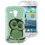 Capa Personalizada Coruja para Samsung Galaxy S Duos S7562