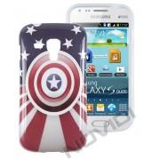 Capa Personalizada Capitão A.  para Samsung Galaxy S Duos S7562 #sohoje