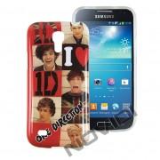 Case Personalizada 1D para Samsung Galaxy S4 Mini I9192