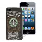 Capa Personalizada Coffee para Apple iPhone 5 / 5S
