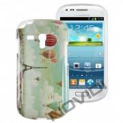 Case Personalizada Paris Balões para Samsung Galaxy S3 Mini I8190