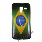 Capa Personalizada Bandeira do Brasil para Motorola Moto X