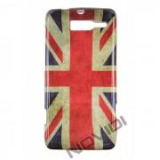 Capa Personalizada Bandeira UK Inglaterra Envelhecida para Motorola Razr i XT890