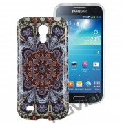 Case Personalizada Vitral Colorido para Samsung Galaxy S4 Mini I9192