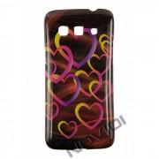 Capa Personalizada Série Corações para Samsung Galaxy S3 Slim G3812b - Modelo 8