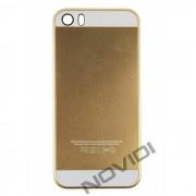 Capa Rígida Dourada para Iphone 5 / 5S