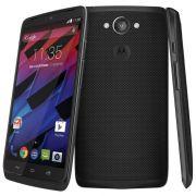 Smartphone Motorola Moto Maxx, 4G, 64 GB, Android 4.4, 21MP, Preto - XT1225