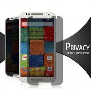 Película de Vidro Privacidade para Motorola Novo Moto X 2ª Geração