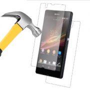 Kit 2 Películas de Vidro Temperado Frente e Verso para Sony Xperia T3