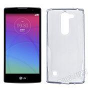 Capa TPU para LG Volt Dual H422 Dual - Cor Transparente