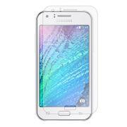 Kit com 2 Películas Protetoras Transparentes para Samsung Galaxy J1