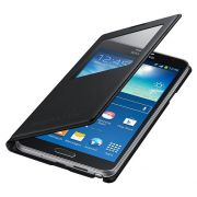 Capa S View Cover para Samsung Galaxy Note 3 Neo - Original Samsung - Cor Preta