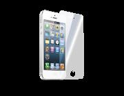Kit 2 Películas Transparentes para iPhone 5 / 5C / 5S