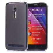 Capa TPU para Asus Zenfone 2 ZE551ML (5.5) - Cor Grafite