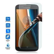 Película de Vidro Temperado Premium para Motorola Moto G4