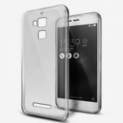 Kit Capa TPU + Película Silicone/Gel para Asus Zenfone 3 Max 5.2 ZC520TL