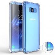 Capa Fusion Shell Anti-Impacto para Samsung Galaxy S8 - Cor transparente