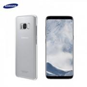Capa Protetora Clean Galaxy S8 - Original Samsung - Cor Prata