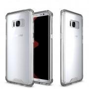 Capa Fusion Shell Anti-Impacto para Samsung Galaxy S8 Plus - Cor Grafite