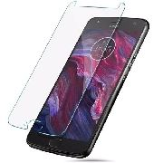 Película Silicone/gel Blindada Para Motorola Moto X4