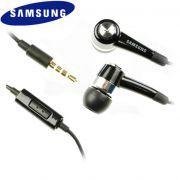 Fone de ouvido Premium Samsung estéreo com microfone - EHS44ASSBE - Original