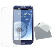 Kit com 2 Películas protetora fosca anti-reflexo para Samsung Galaxy SIII i9300