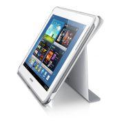 Capa estojo com suporte para Samsung Galaxy Note 10.1 N8000 - Samsung EFC-1G2NWECSTD - Cor Branca