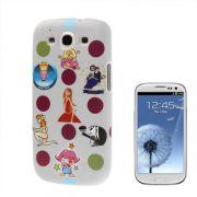 Capa Personalizada série Signo para Samsung Galaxy S3 S III i9300 - Signo Virgem