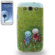 Capa Personalizada Série Elegante para Samsung Galaxy S3 S III i9300
