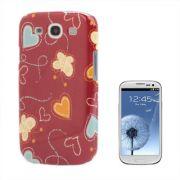 Capa Personalizada desenhos para Samsung Galaxy S3 S III i9300