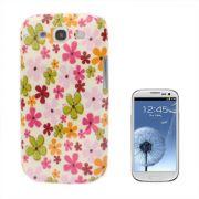 Capa Personalizada Flores para Samsung Galaxy S3 S III i9300