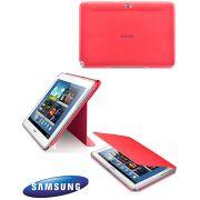 Capa estojo com suporte para Samsung Galaxy Note 10.1 N8000 - Samsung EFC-1G2NPECSTD - Cor Rosa Pink
