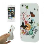 Capa Personalizada Borboletas para Apple iPhone 5